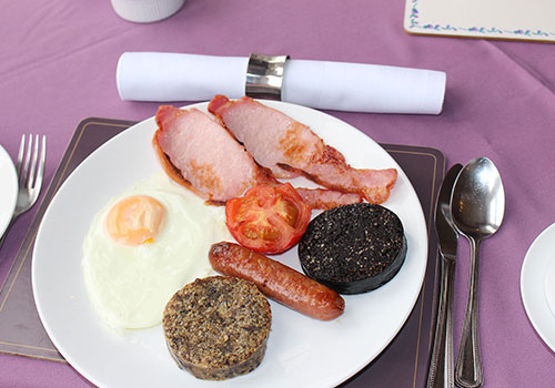 ashburn-house-bed-and-breakfast-seafield-Scottishbreakfast